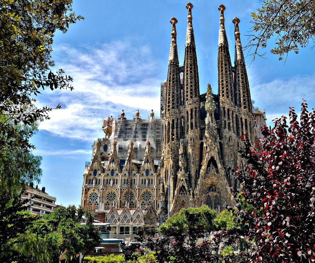 Itinerario a Barcellona