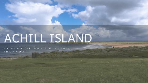 achill island cosa fare