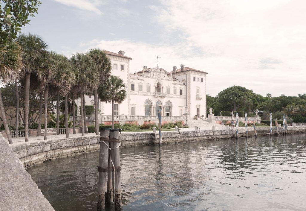 Miami vedere Villa Vizcaya