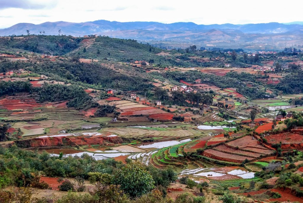 Itinerario in Madagascar