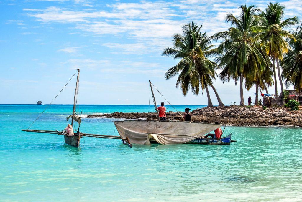 Madagascar itinerario
