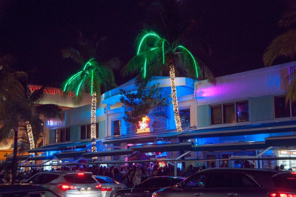 Fra le cose da visitare a Miami ci sono i locali notturni