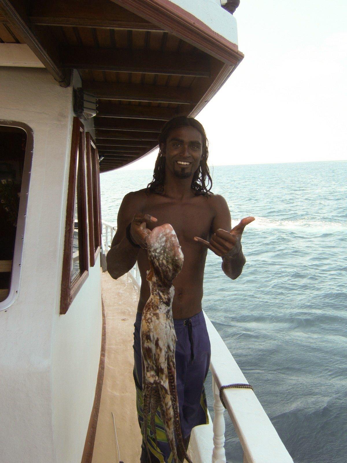 Crociera alle Maldive