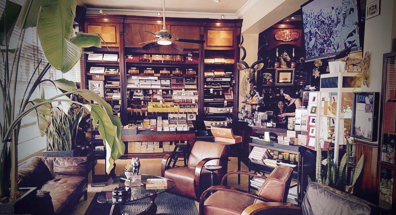 Cosa visitare a Miami, negozio di sigari