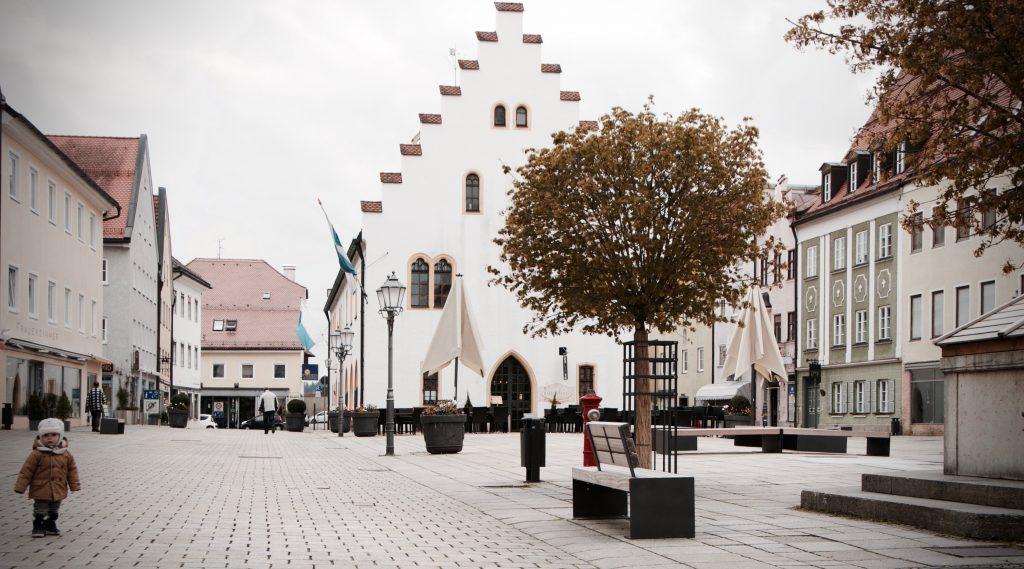 Cosa vedere in Baviera :schongau