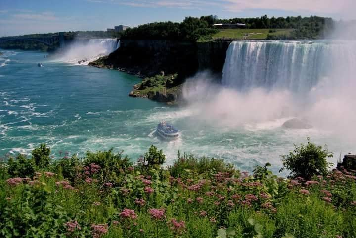 east coast, niagara falls