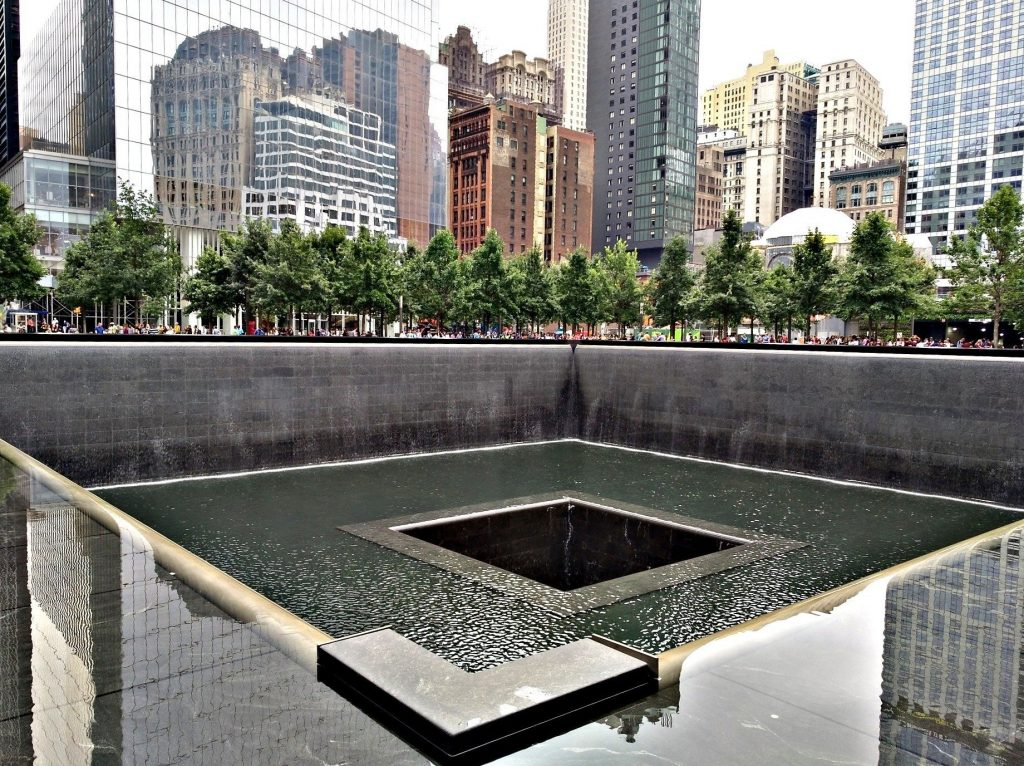 Itinerario New York, 9/11 memorial