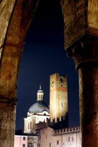 Mantova torre gabbia