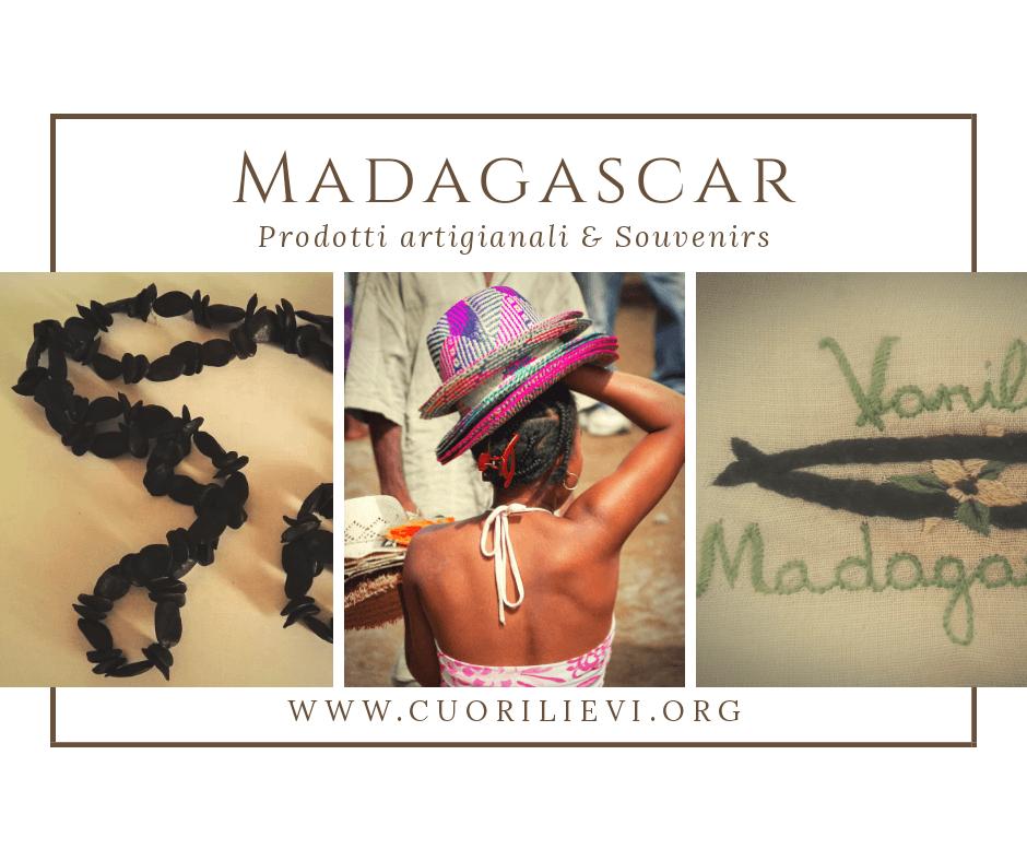 COSA COMPRARE IN MADAGASCAR: OGGETTI ARTIGIANALI TIPICI E SPEZIE