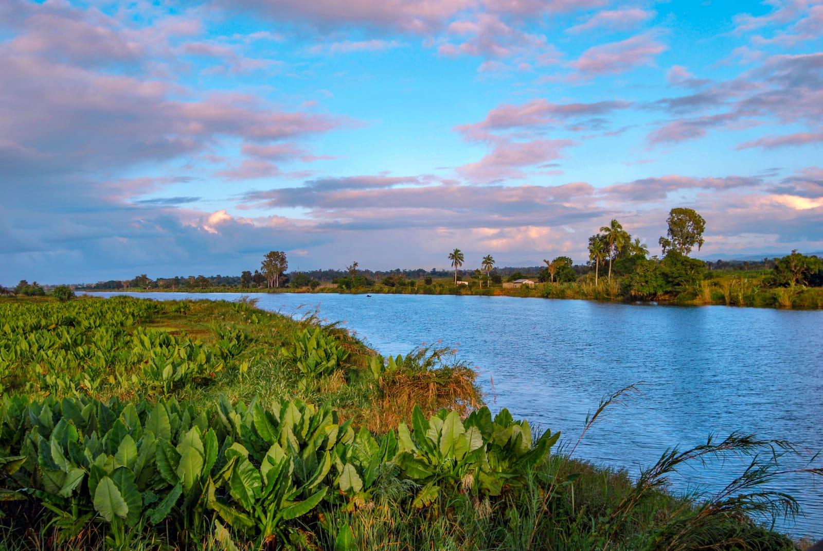Escursione sul canal des Pangalanes