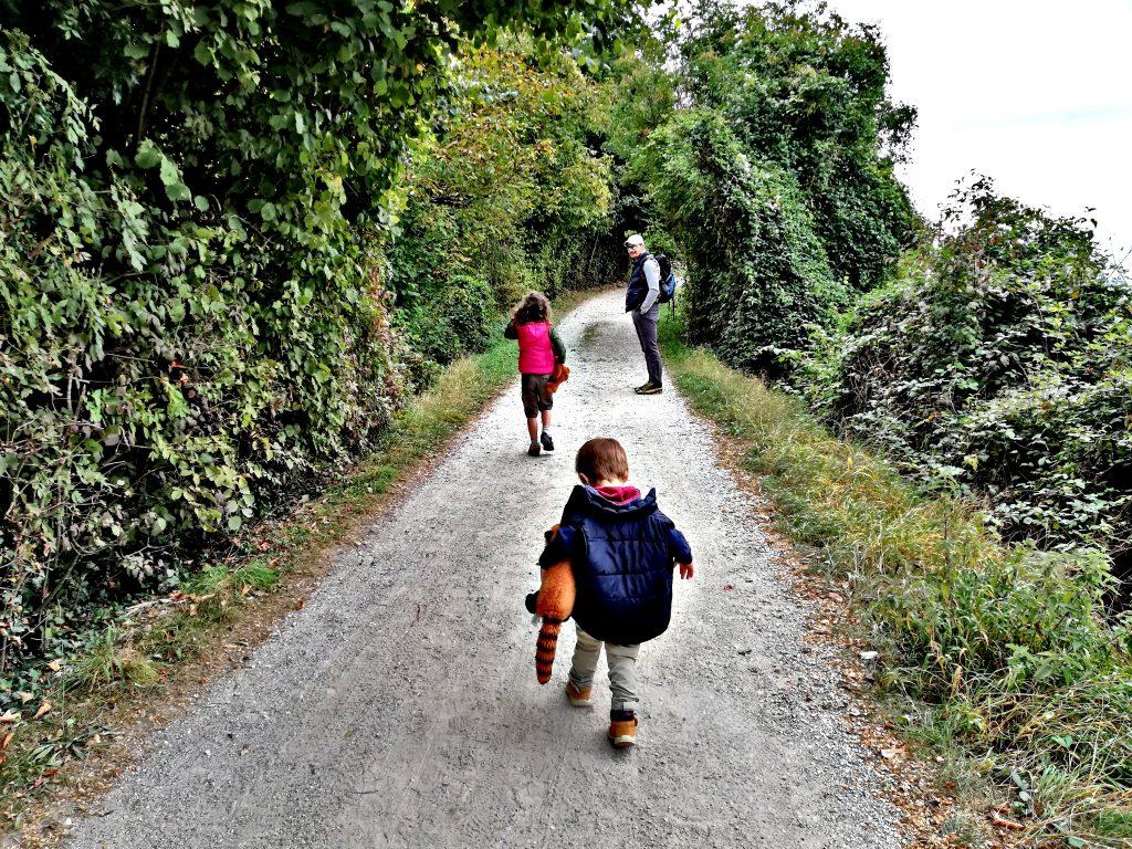 Escursione dal lago di Tenno al Rifugio San Pietro
