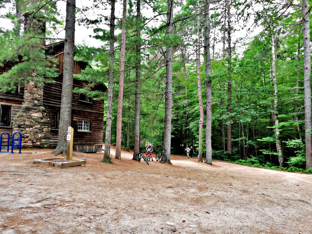 Canada Orientale: Bon Echo Provincial Park