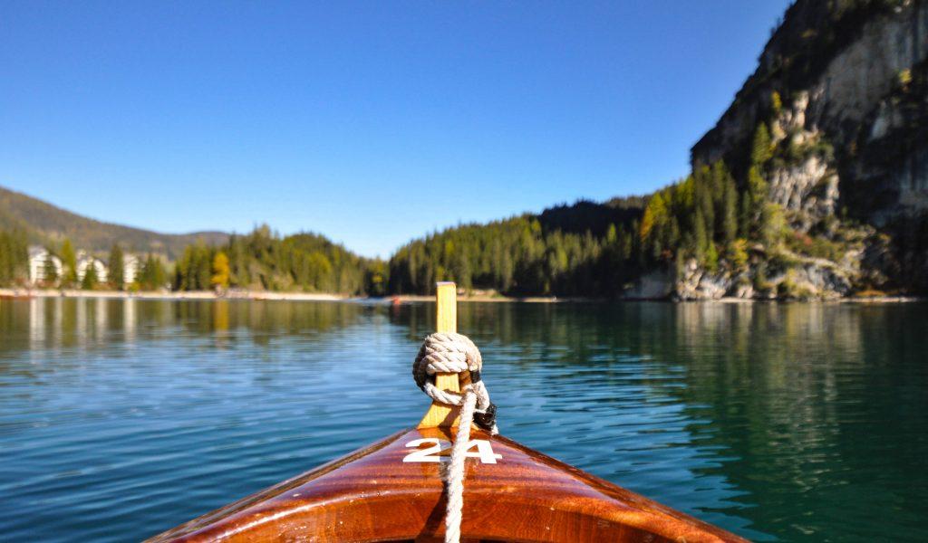 Lago di braies come arrivare
