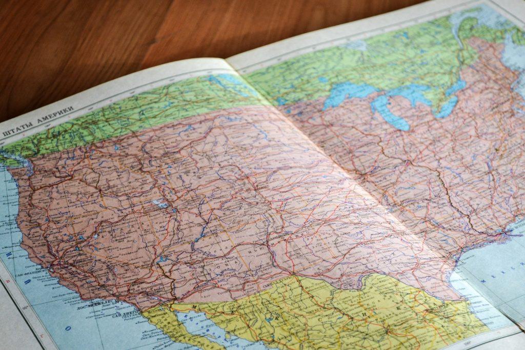 Organizzare un viaggio negli USA