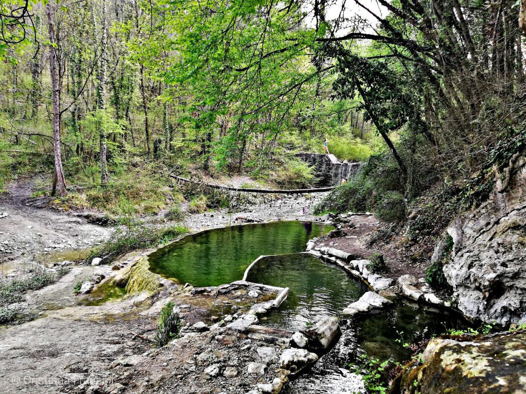 Bagni San Filippo Terme libere