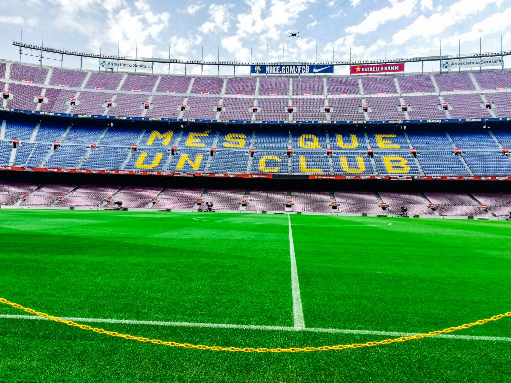 Cosa vedere a Barcellona, camp nou