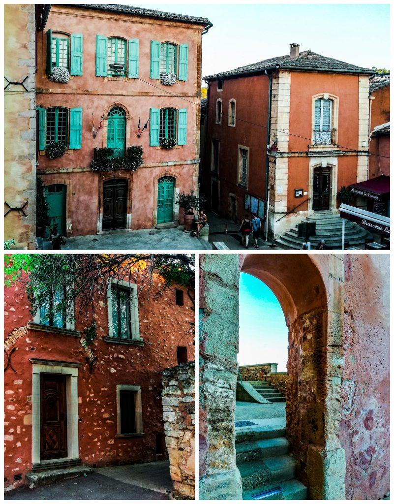 Roussillon case color ocra