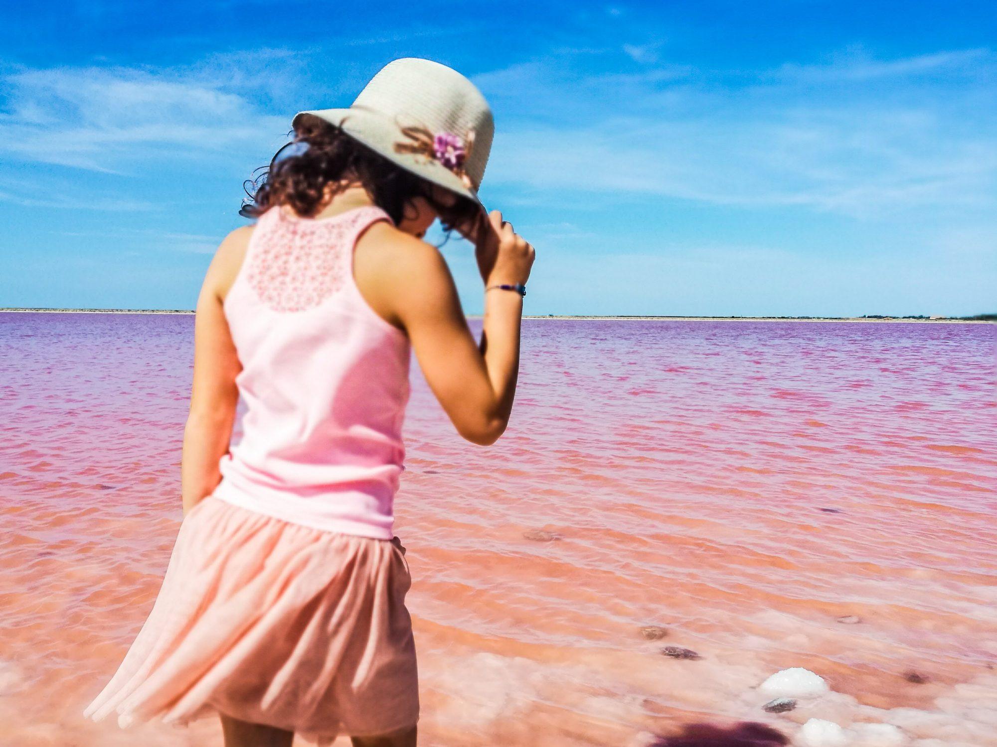 SALINE DI SALIN-DE-GIRAUD: DOVE IL MARE SI TINGE DI ROSA