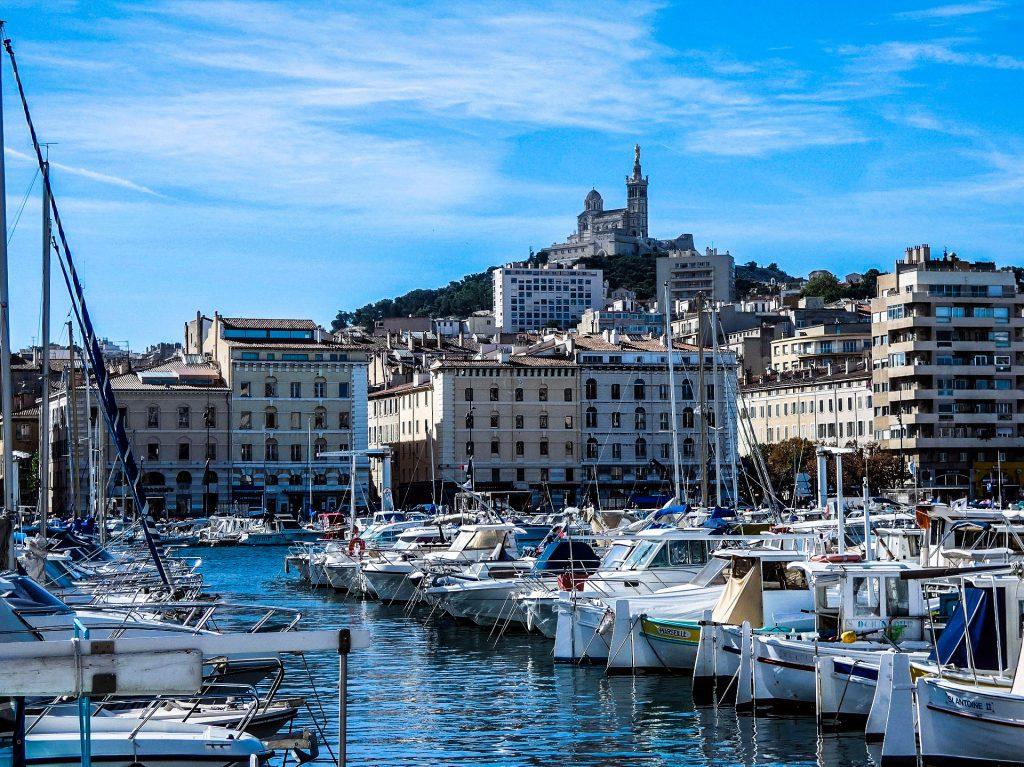 Itinerario provenza Marsiglia