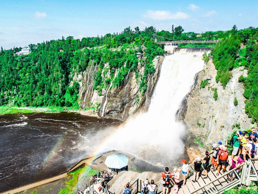 Montmorency canada