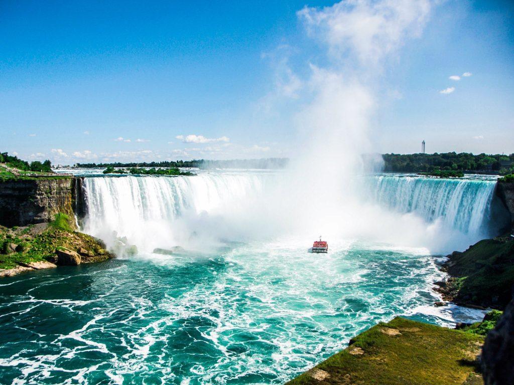 Cosa vedere in canada Niagara Falls