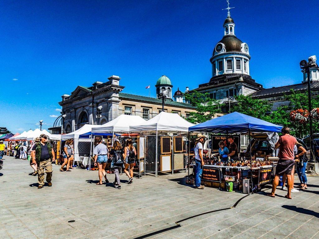 Kingston mercato
