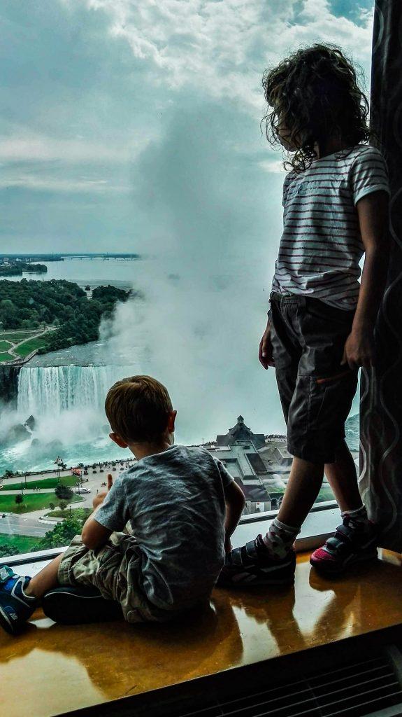 Hotel cascate del Niagara