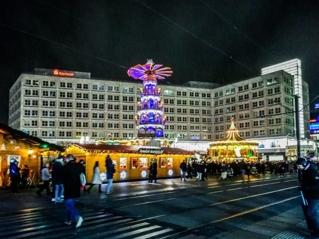 Cosa vedere a Berlino Alexander platz