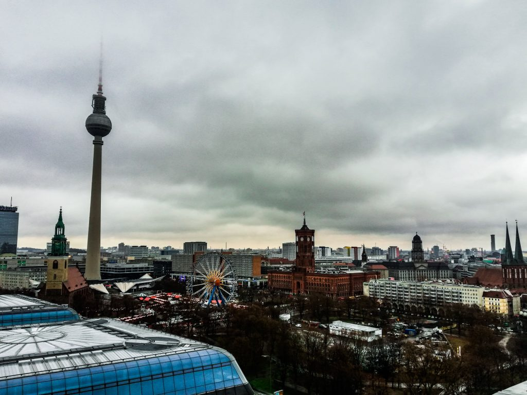 Itinerario berlino