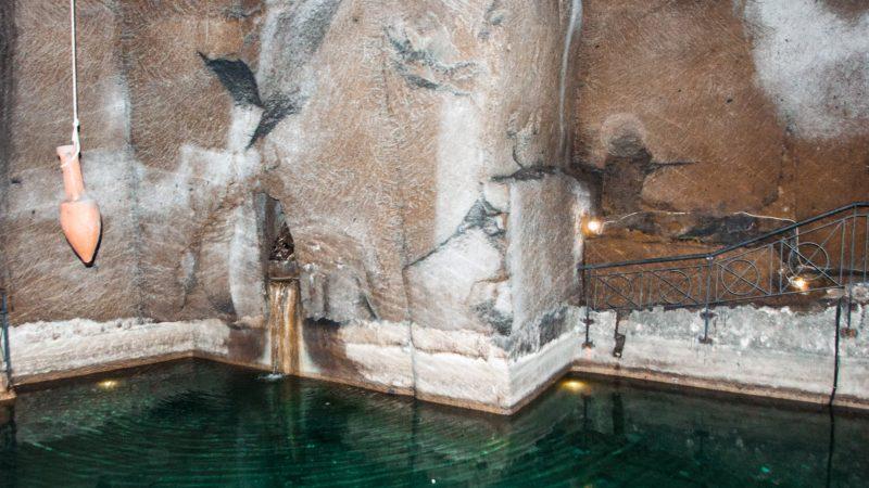 Cisterne sotterranee allagate