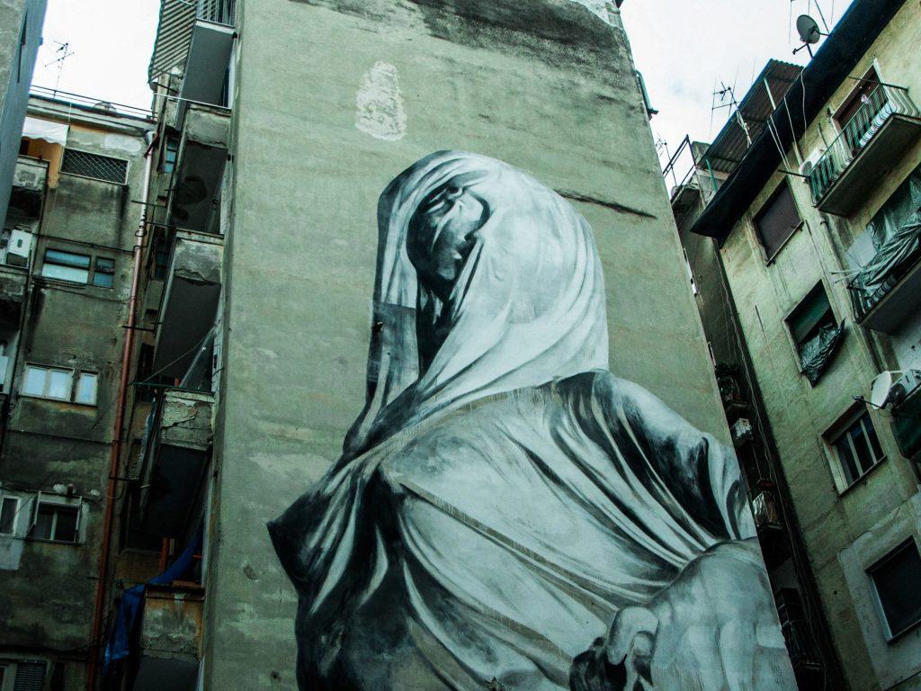 Murales Napoli bosoletti