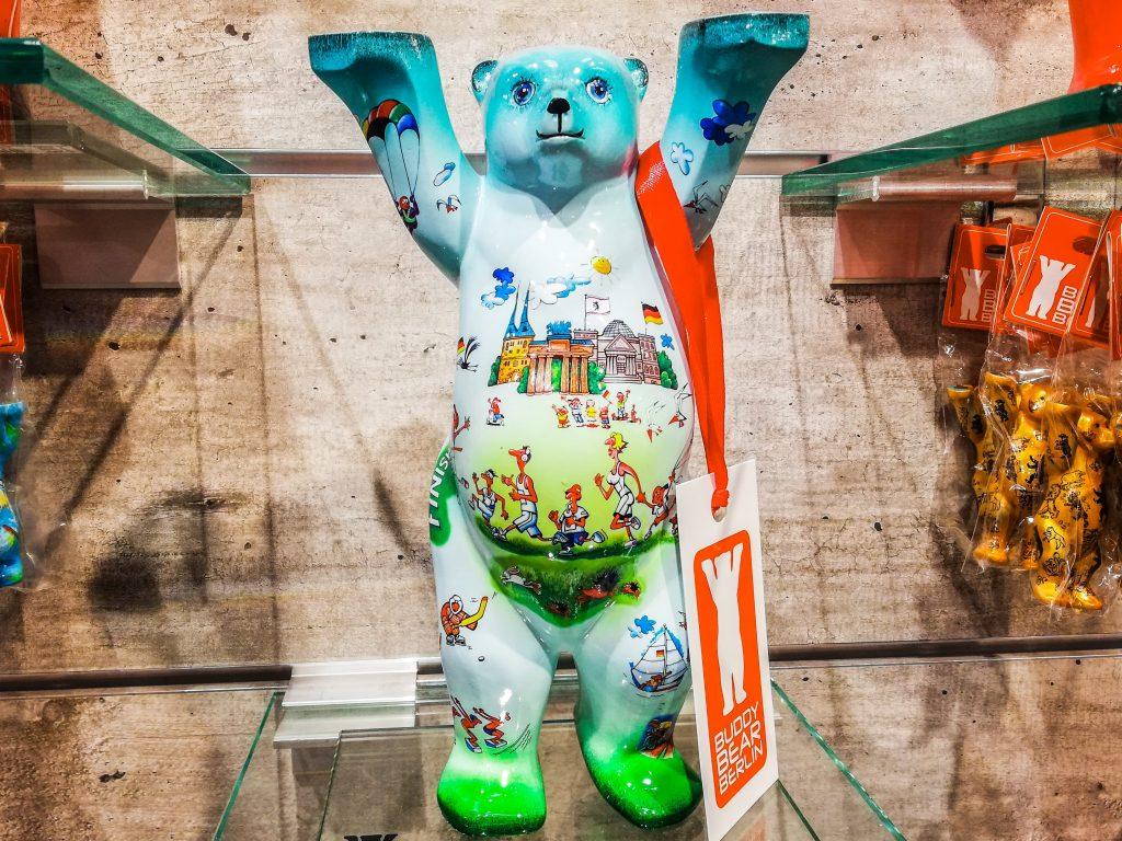 Souvenir Berlino orso