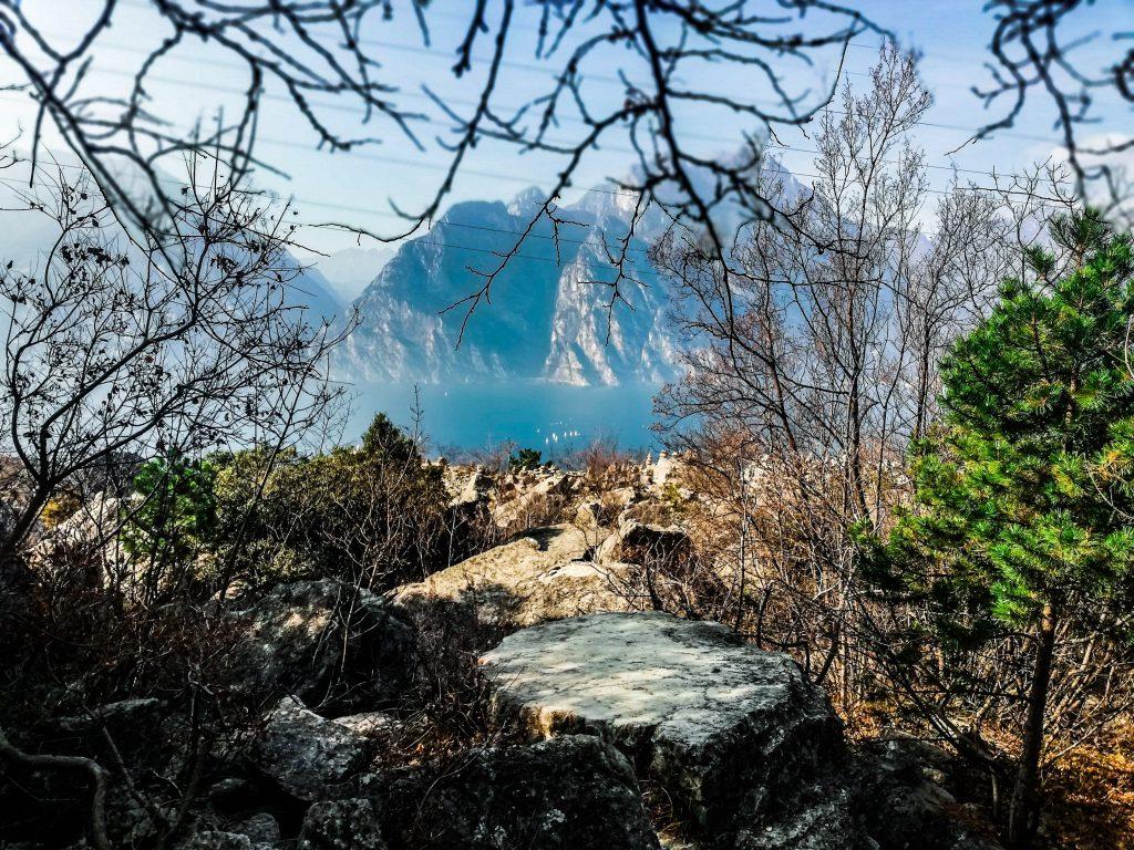 Sentiero panoramico Busatte-Tempesta panorama