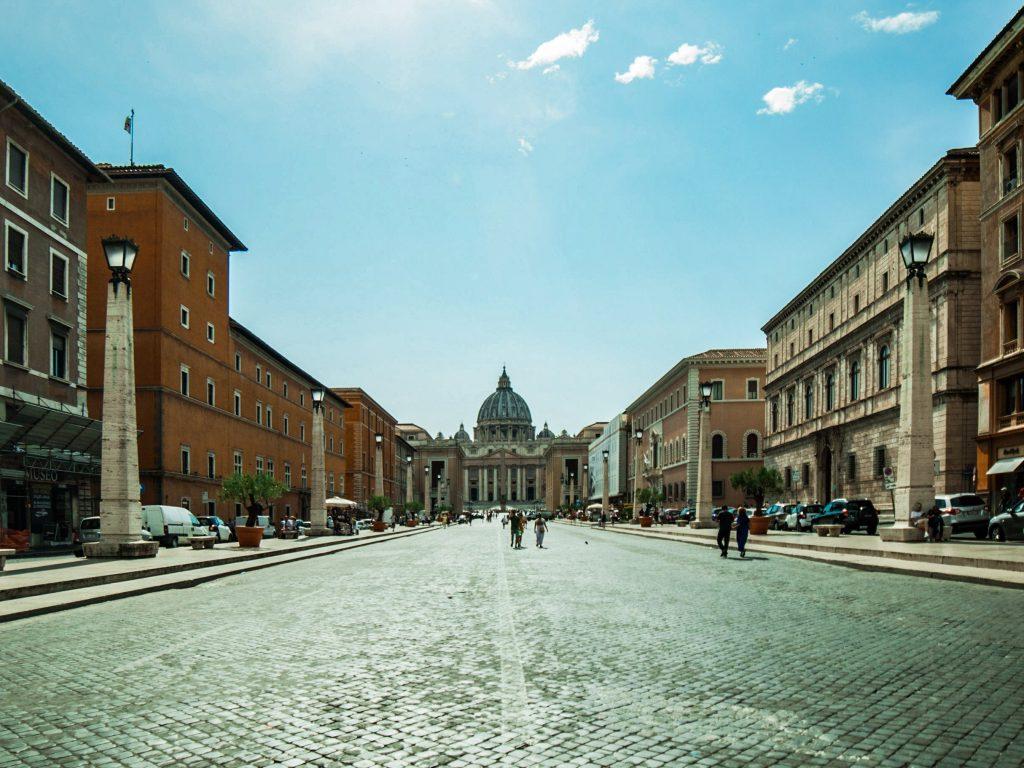 Un giorno à Roma San Pietro