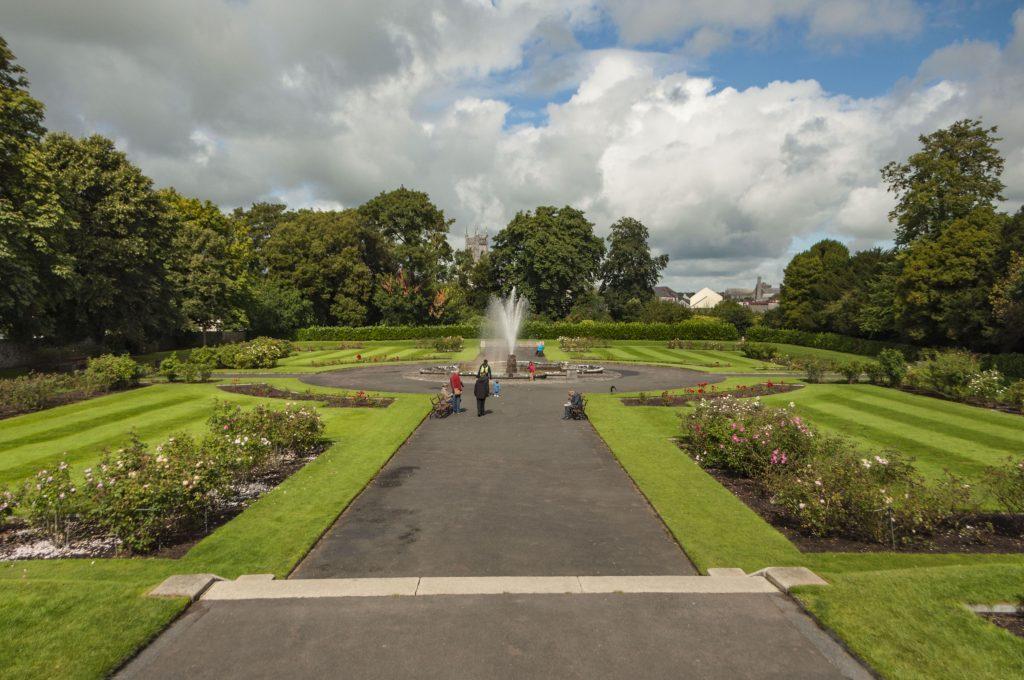 parco castello kilkenny