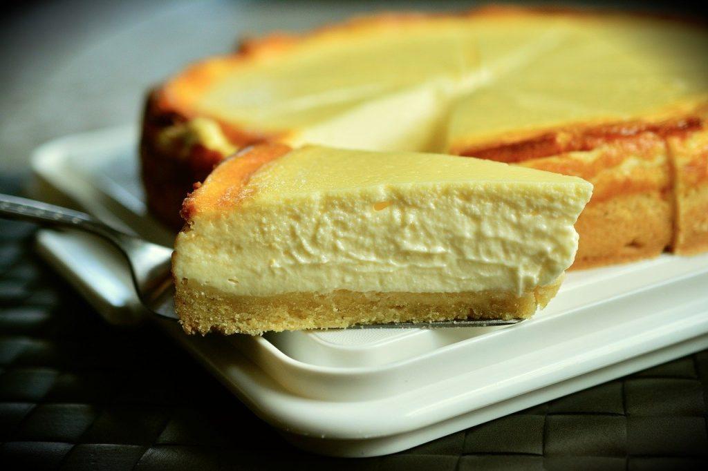 Vera cheesecake newyorkese