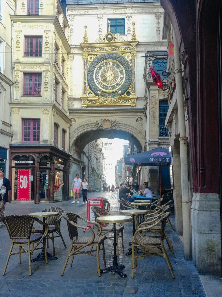 Rouen cosa vedere