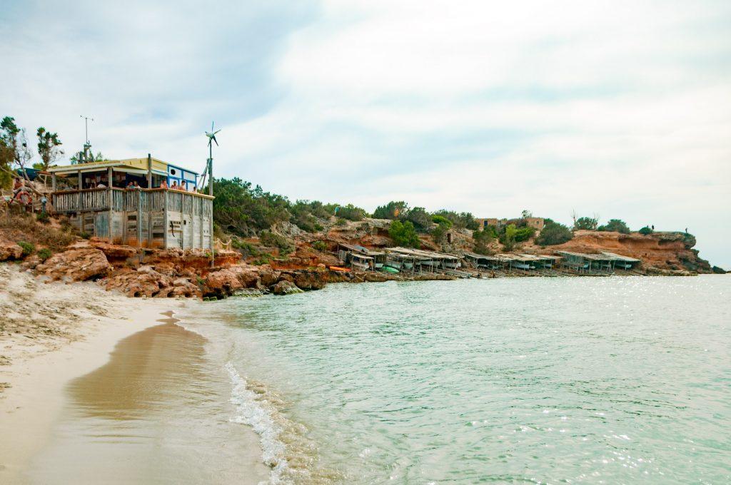 formentera spiaggia bambini